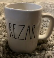 """Rae Dunn  Artisan Collection By Magenta 216 REZAR """"to Pray"""" Mug NWOT"""