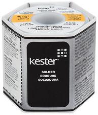 "Kester 44 Rosin Core Solder 60/40 .050"" 1 lb. Spool"