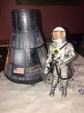 "Hasbro, GI Joe, Astronaut, Friendship 7, FAO Schwarz With  12""Doll"