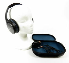 BOSE QUIET COMFORT QC25 NOISE CANCELLING CHARCOAL ON EAR HEADPHONES IN CASE