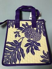 Hawaiian Hot/Cold Reusable Insulated Bag Gift beige ulu breadfuit