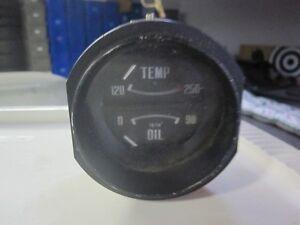 1975-1978 datsun 280z oil and temp guage