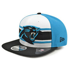 Carolina Panthers New Era THROWBACK STRIPE 2 Snapback 9Fifty NFL Hat