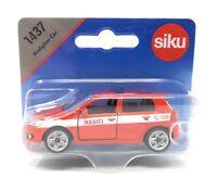 Siku metall Edition Tschechien 1437 VW Golf VI Feuerwehr Hasici Auslandsmodell