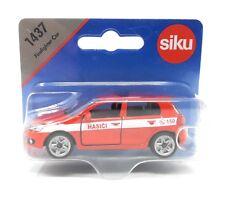 SIKU super 1437 VW Golf VI 2.0 Firefighter Car Hasici Sondermodell Tschechien