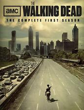 WALKING DEAD THE COMPLETE FIRST SEASON DVD s 2-Disc Set ZOMBIES! Season 1