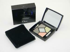 Dior 5 Couleurs Eyeshadow Palette 390 Mystic Jade New In Box
