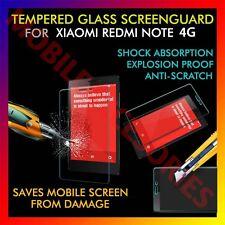 ACM-TEMPERED GLASS SCREENGUARD for XIAOMI REDMI NOTE 4G MOBILE SCRATCH PROTECTOR