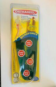 Orthaheel Orthotics Workforce  X small UK 3-4