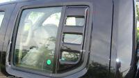 FOR NISSAN NAVARA D40 FRONTIER DOUBLE CAB WINDOW SUN COVER 4 DOORS 2005-2014 NEW