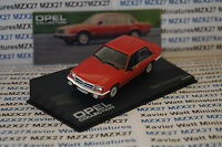 VOITURE OPEL COLLECTION N°49 COMMODORE C 1978-1982 IXO EAGLE MOSS 1/43