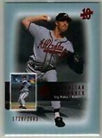 2003 SP Authentic Superstar Flashback #SF7 Greg Maddux/2003 - NM-MT