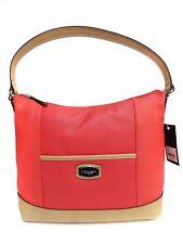 NWT Tignanello Artisan Revival Hobo Bag Strawberry/Dune Leather T61510 A $159.99