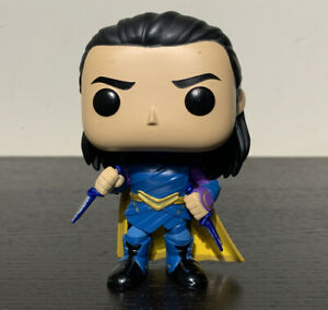 Funko Pop! LOKI #242 Marvel Thor Ragnarok MCU Loose NO BOX Figure Vaulted