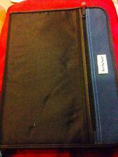 New Lenovo Portfolio Designer Cover Case Lenovo Notepad and Pen