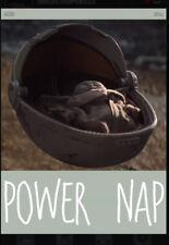 Topps Star Wars Card Trader SWCT Mandalorian Memes The Child Baby Yoda Power Nap