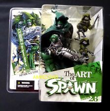 Curse II Action Figure New 2004 McFarlane Toys Art of Spawn Series 26  Amricons