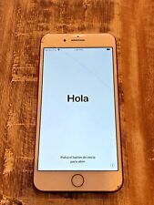 Apple iPhone 7 Plus RED - 128GB - Cracked Screen *Read*