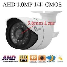 AHD 1.0MP 720P HD Waterproof IR-CUT outdoor Camera 30IRx0.5mm  3.6mm Lens CAW-13
