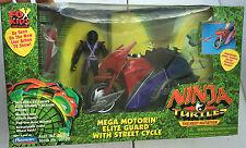 NINJA TURTLES MEGA MOTORIN THE NEXT MUTATION, NUOVISSIMO!!!