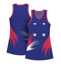Full custom made netball dress