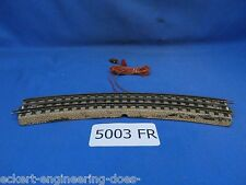EE 5003 FR Fair Maerklin Märklin Marklin HO 3 Rail Straight Feeder Track 3600AA