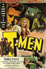 TOO LATE FOR TEARS film NOIR movie poster SPANISH wistful DRAMATIC 24X36