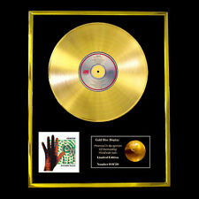 GENESIS INVISIBLE TOUCH CD  GOLD DISC FREE P+P!!
