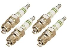 Buick Chevrolet Dodge Ford GMC Bosch Super Plus Set of 4 Spark Plugs HR9BC/7975