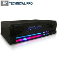 1500 WATT STEREO HOME DIGITAL MUSIC AUDIO INTEGRATED AMP AMPLIFIER RECEIVER NEW
