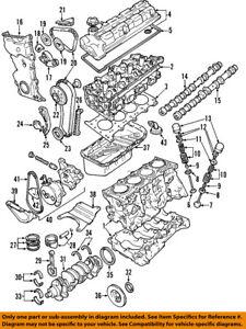 SUZUKI OEM 04-07 Aerio-Engine Cylinder Head Gasket 1114159J00