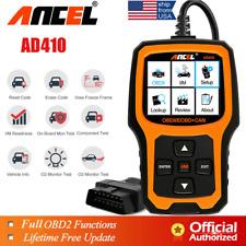 ANCEL AD410 OBD2 Scanner Code Reader Car Diagnostic Scan Tool Check Engine Fault