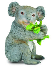 *NEW* CollectA 88357 Koala - Eating Eucalyptus Leaves Model Figurine