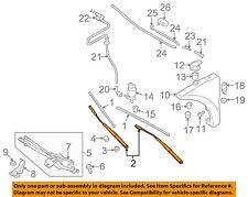 AUDI OEM 08-15 TT Quattro-Window Windshield Wiper Arm 8J1955408A1P9