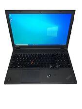 """Lenovo ThinkPad W540 15.6"""" Notebook - i7-4800MQ 2.70 GHz, 32 GB, 512 GB SSD"""
