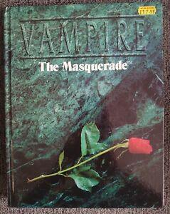 White Wolf - Vampire: The Masquerade - Hardback