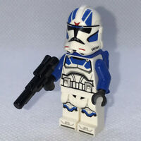 LEGO Star Wars 501st Legion Jet Trooper minifigure sw1093 75280 Clone Genuine