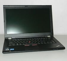 "Lenovo ThinkPad T430s laptop i7-3520M, 8G RAM,128G SSD HD 14"" LED 1600x900 Res."