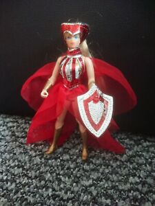 She-Ra Princess Of Power. RARE Reflections In Red Fantastic Fashions. Complete.