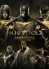 Injustice 2 Legendary Edition - Region Free Steam PC Key