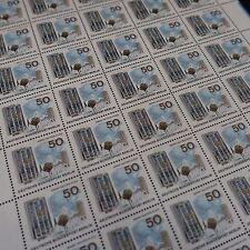 feuille sheet Bogen Deutschland berlin Nr.235 x50 1965 neuf luxe mnh