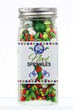 Noel Whimsical Blend Sprinkles For Baking & Decorating Baked Goods
