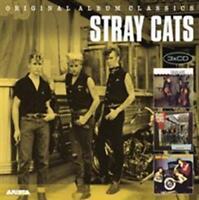 STRAY CATS - Original Album Classics NOUVEAU CD