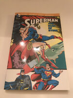 DC Superman The Man Of Steel Volume 8 Paperback TPB Byrne Ordway Perez Mignola