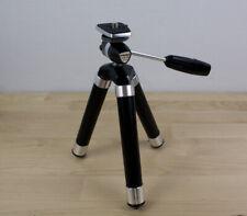 "Vintage PRINZ 430-85 Telescoping Camera Tripod 8""- 45"" Metal Made in Japan"