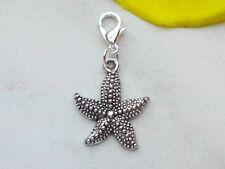 Charms Anhänger SEESTERN *Charm Maritim Meer Starfish für Bettelarmband Kette