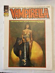 VAMPIRELLA #13 (Warren Comics Publishing Magazine September 1971) Vampi Horror