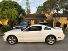 2006 Ford Mustang Premium 2006 Ford Mustang 1-Owner Fastback Coupe 5-Speed Premium Package Black Leather