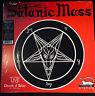 SATANIC MASS Recorded Live at Church of Satan BLOOD SLATTER Vinyl Anton LaVey
