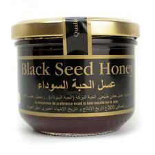 Pure Black Seed Mountain Honey + Ginger & Bee Pollen 300g Kalonji Nigella Sativa
